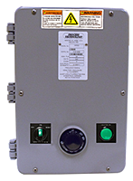 C-NR Series, Non-indicating Combination Controls One or Three Phase with 5 ft. FEP Sleeved Sensor