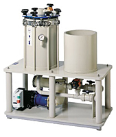 2500-PPQ Disc Filtration System