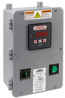 DQ Series, Digital Combination Controls One or Three Phase with 10 ft. FEP Sleeved Sensor