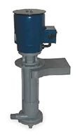 Sethco Series ZDX & ZKX Vertical Sealless Pumps