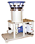 Series 0310/0620/0640-PP Horizontal Disc Filtration Systems