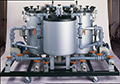 Series-LSD-SY Horizontal Disc Filtration System