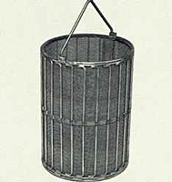 New Holland K-94 Stainless Steel Basket