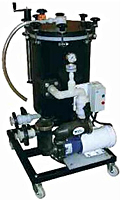 2500-CR Horizontal Disc Filtration System