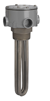 "2T Series, 2"" (Stainless Steel) Screw Plug Heaters"