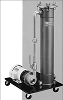 Sethco Stainless Steel Centrifugal Filter Systems