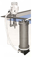 Sethco Vertical Pump & Floor Mounted Chamber
