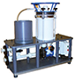 Series-0310-CR-SY PVDF Horizontal Disc Filter System