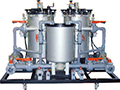 Series-HFD Horizontal Disc Filtration System