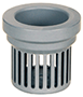 Flo King - (PSA-CPVC) CPVC Pump Strainer Adapter